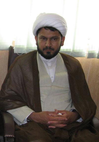 حجه الاسلام حیدری