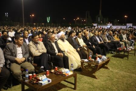جشن با شکوه غدیر توسط بسیج شهیدتندگویان وستادبازسازی عتبات خوزستان